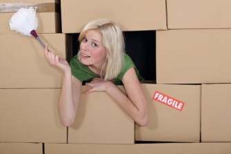 Moving Out of a Rental