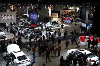 DC auto show
