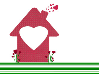 Give your home a valentine